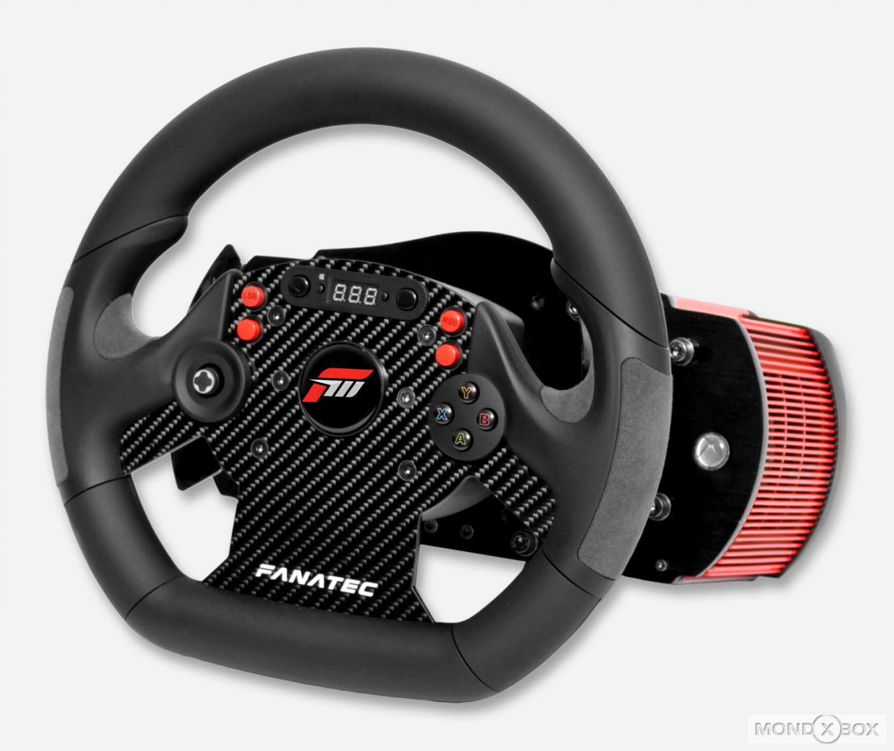 fanatec annuncia l 39 arrivo di volanti per xbox one e. Black Bedroom Furniture Sets. Home Design Ideas