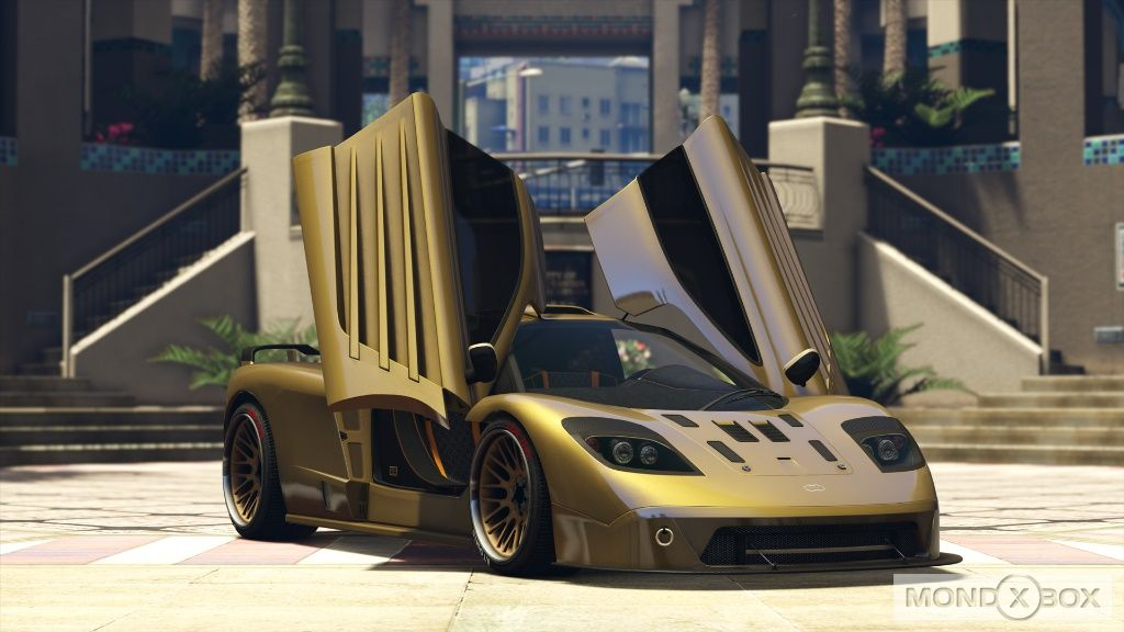 Grand Theft Auto V - Immagine 21 di 627