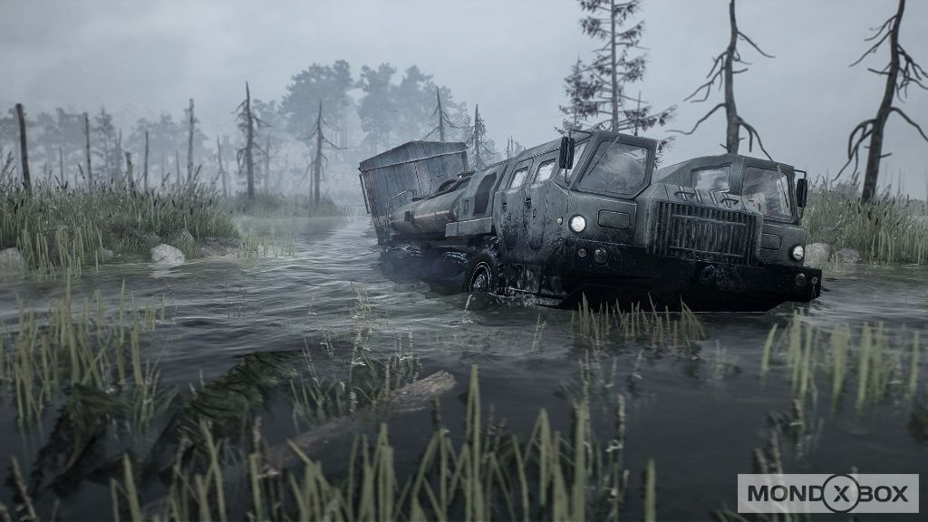 Spintires: MudRunner - Immagine 6 di 8