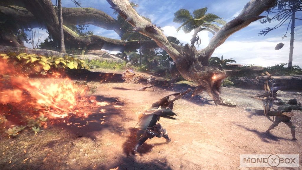 Monster Hunter: World - Immagine 39 di 91
