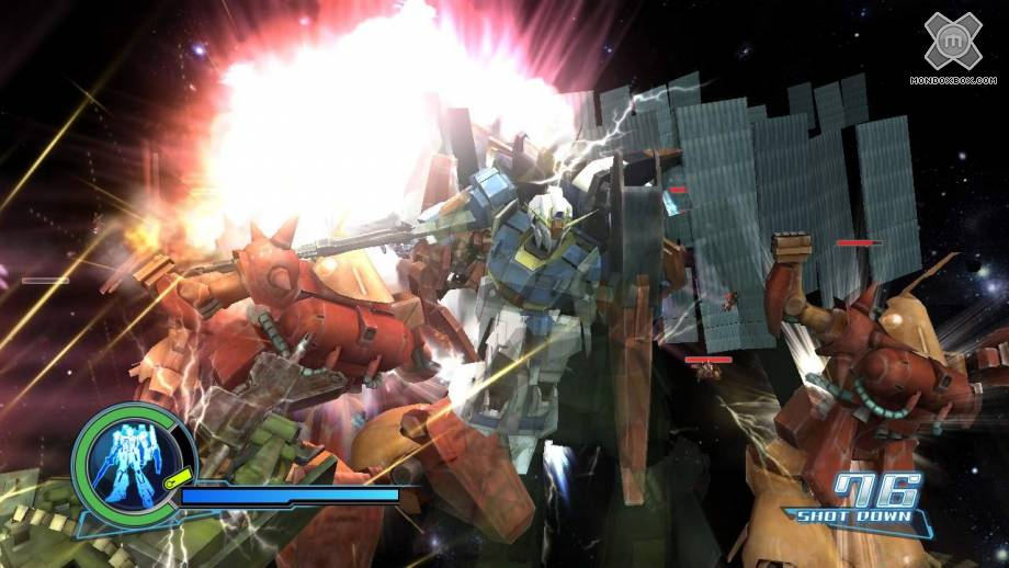 Dynasty Warriors: Gundam - Immagine 8 di 20