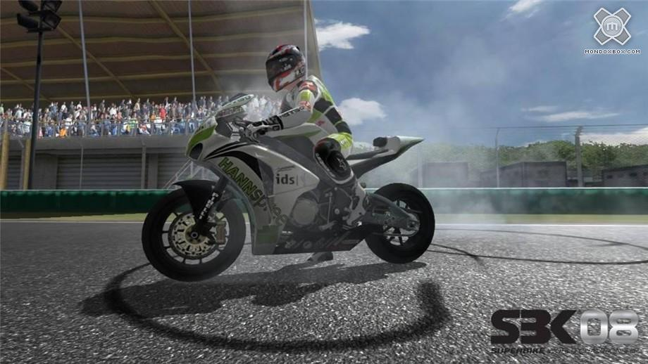 SBK08: Superbike World Championship - Immagine 6 di 20