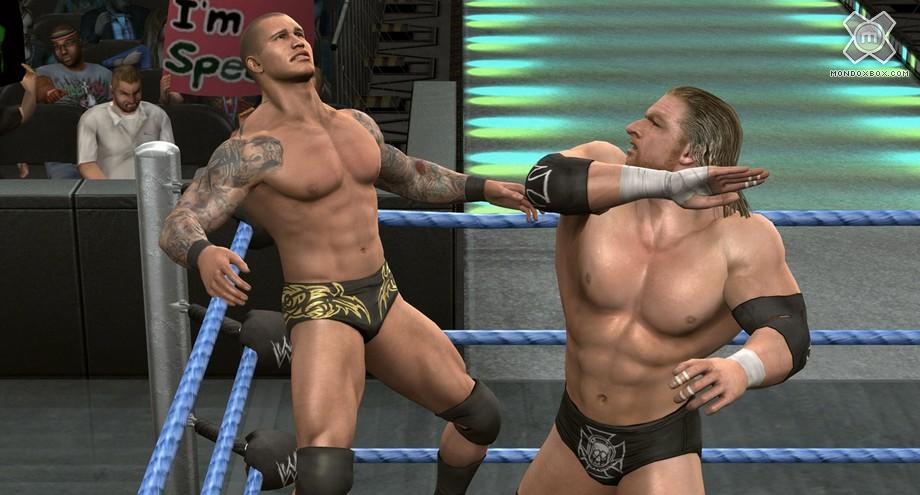 WWE SmackDown vs RAW 2010 - Immagine 5 di 26