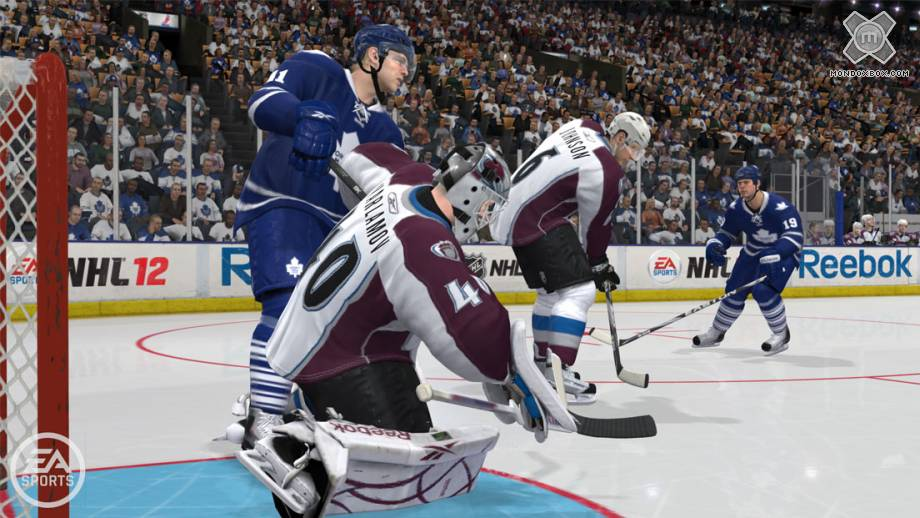 The first patch for NHL 12 is out now for both the Xbox 360 and PS3.