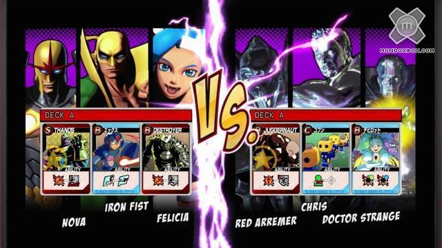 Ultimate Marvel vs. Capcom 3 - Immagine 7 di 94