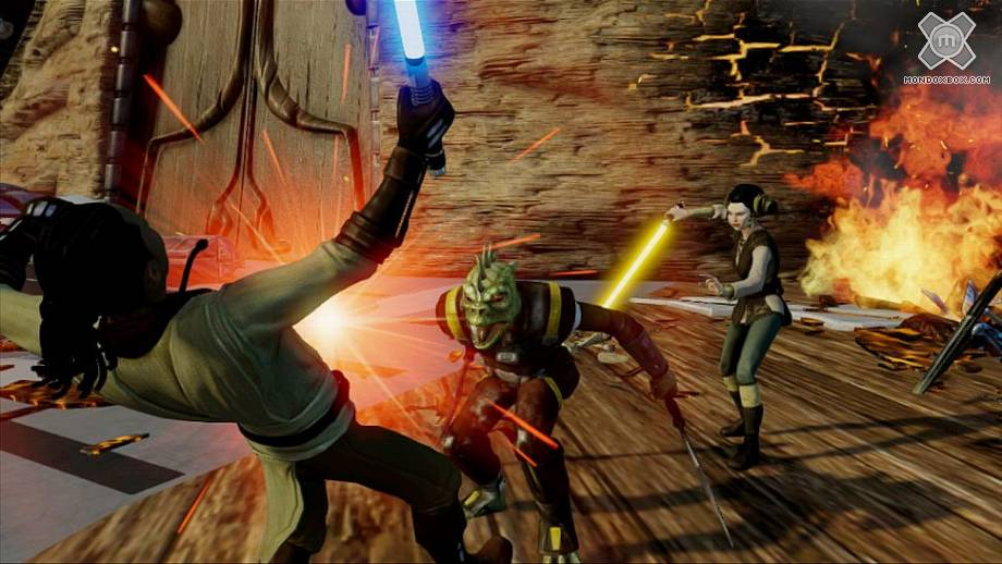Kinect Star Wars - Immagine 10 di 45