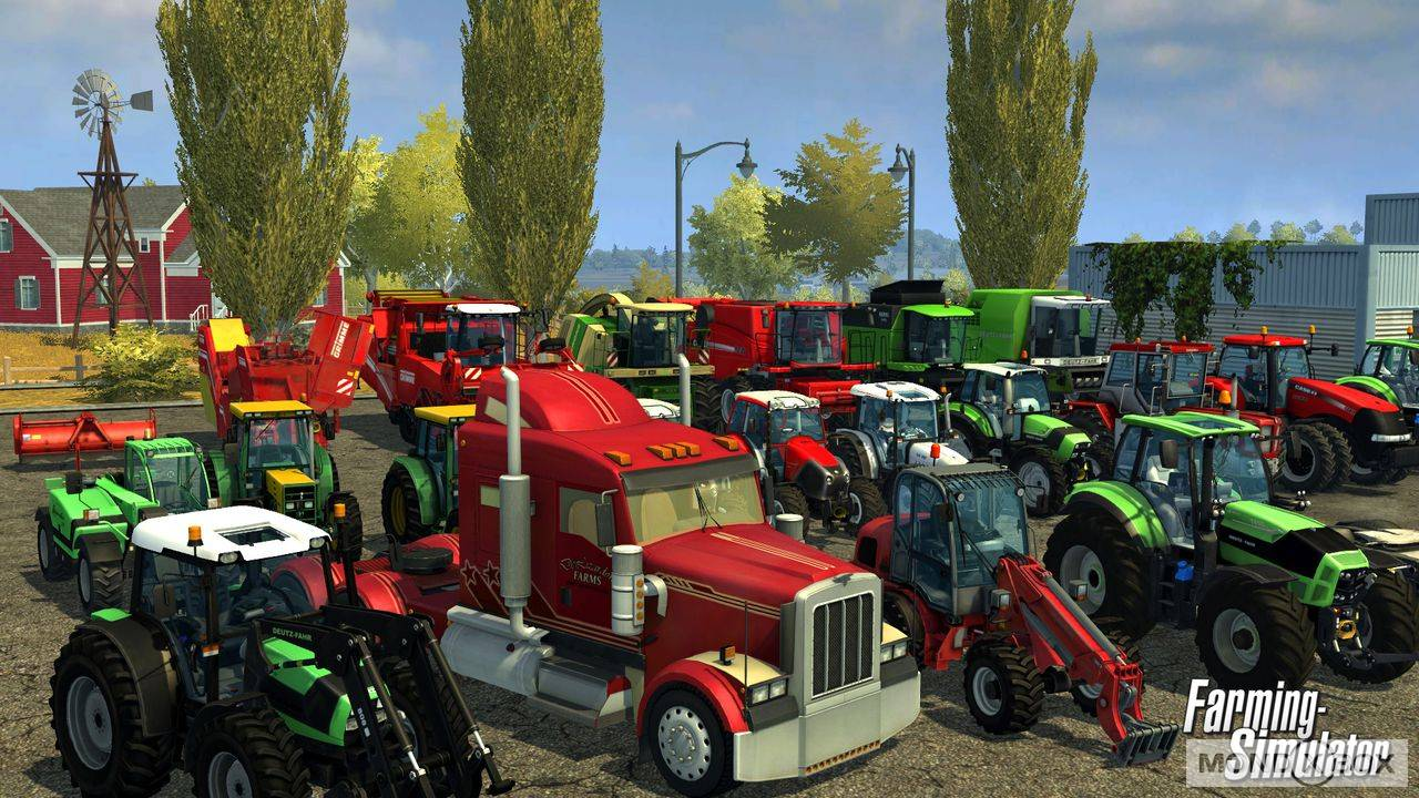 Farming Simulator 2013 - Immagine 5 di 25
