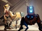 A video shows us the unboxing of didn't ReCore any collector's Edition