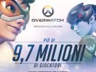 Blizzard releases an infographic of the open beta of Overwatch