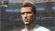 David Beckham is the protagonist of a new trailer of PES 2018