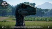 Jurassic World Evolution you upgrade and solves the problem of language
