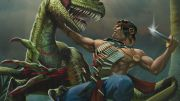 The remaster of Turok 1 and 2 arriving next week on Xbox One