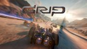 Caged Element announces the arrival of the futuristic racer GRIP during the year