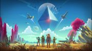 No Man's Sky comes to Xbox in November, introduces the multiplayer