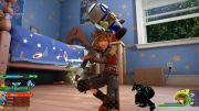 Kingdom Hearts III back to show itself in gameplay and a set of images