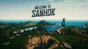 The new map shows the gameplay PUBG Sanhok