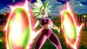 Kefla is leading new images of Dragon Ball: Xenoverse 2