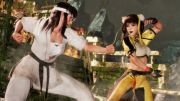 Dead or Alive 6: network leaked pictures of Hitomi and Leifang