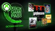 Microsoft announces the titles that will be added to the Xbox Game Pass in October