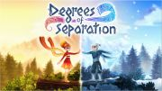 Two worlds meet on Valentine's day in the puzzle-platformer Degrees of Separation