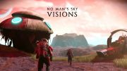 No Man's Sky: a trailer for the upcoming update, Visions, leaks out ahead of time