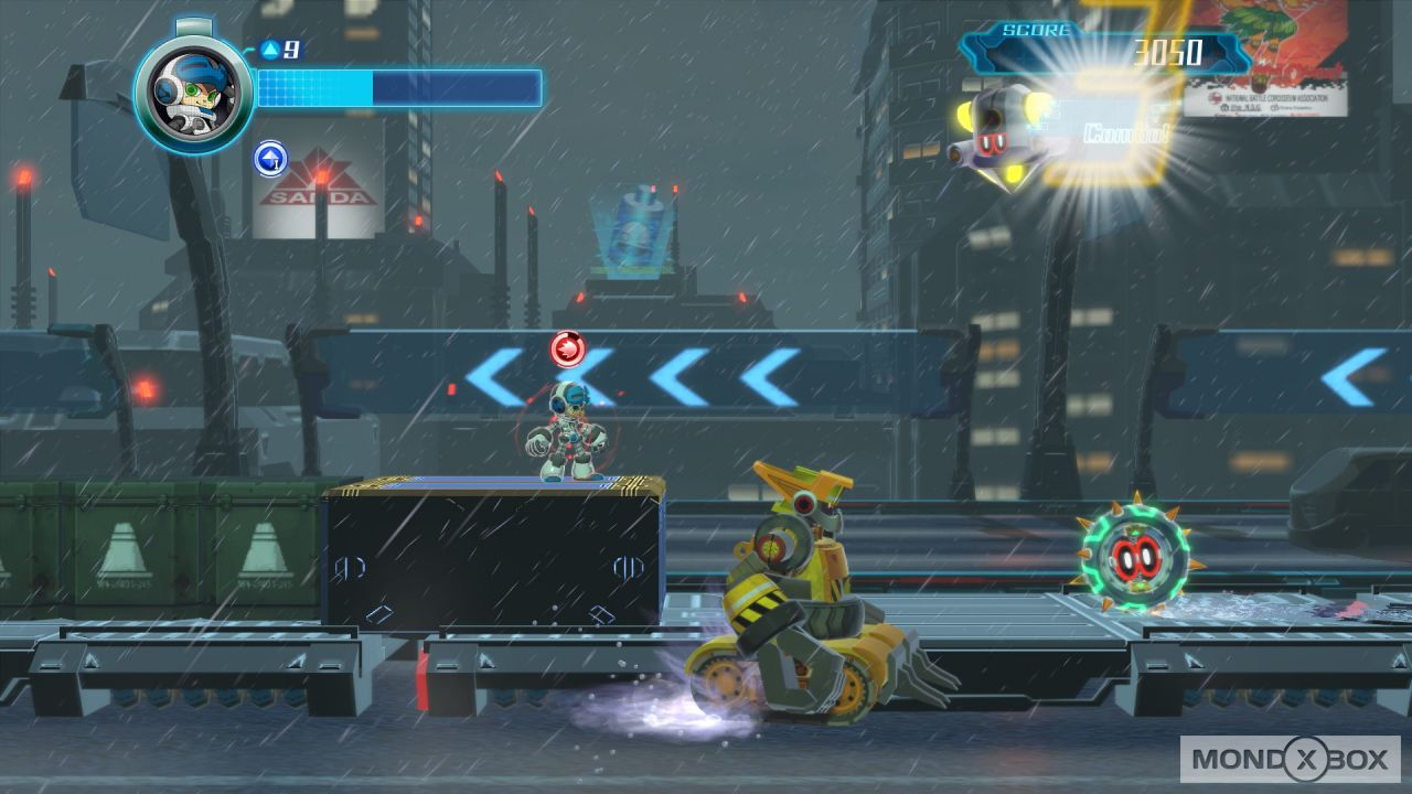 Mighty No.9 - Immagine 9 di 20