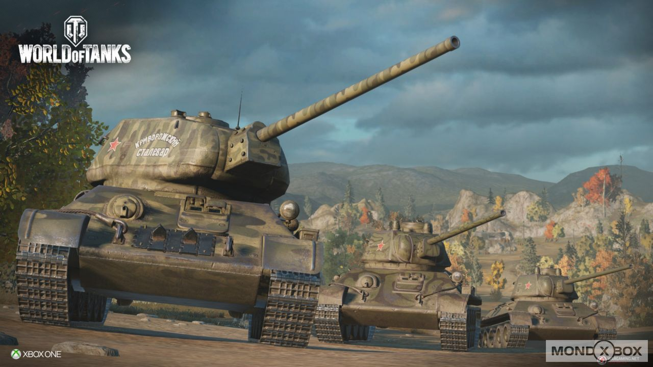 World of Tanks - Immagine 2 di 10
