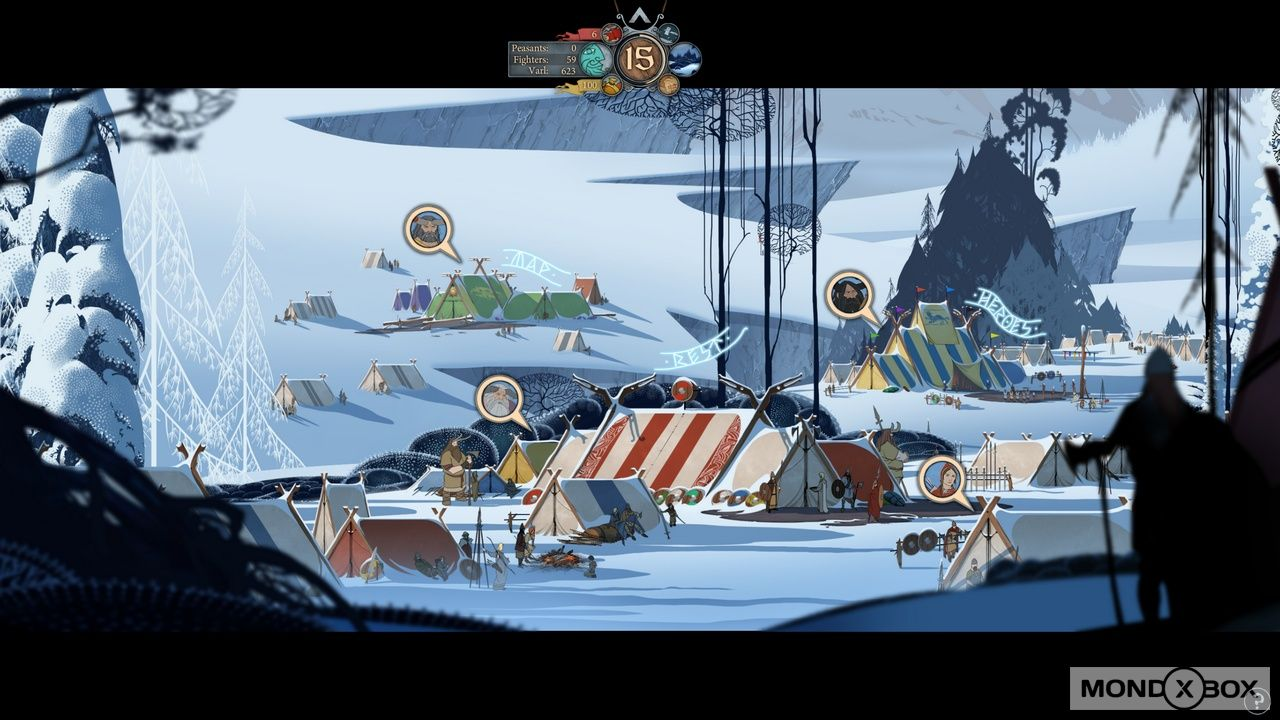 The Banner Saga - Immagine 4 di 10