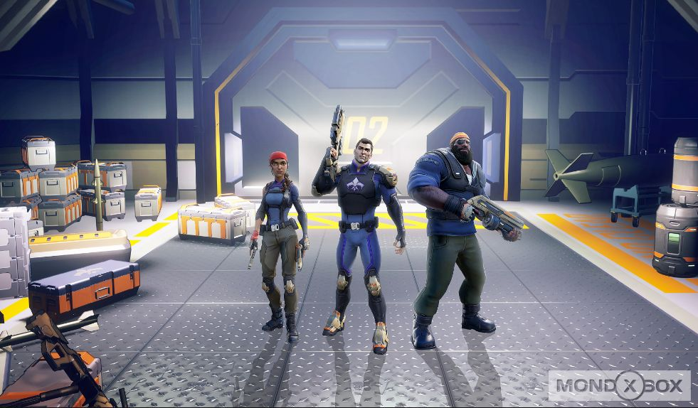 Agents of Mayhem - Immagine 9 di 11