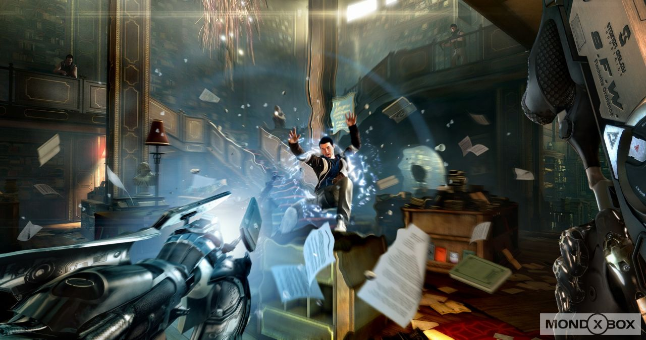 Deus Ex: Mankind Divided - Immagine 9 di 47