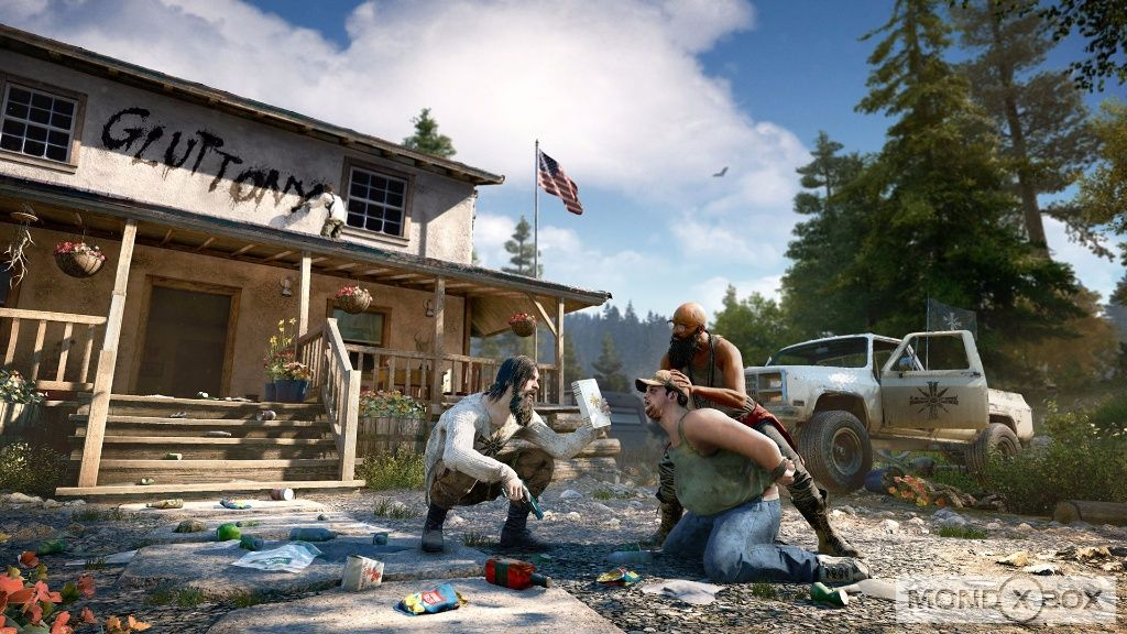 Far Cry 5 - Immagine 9 di 25