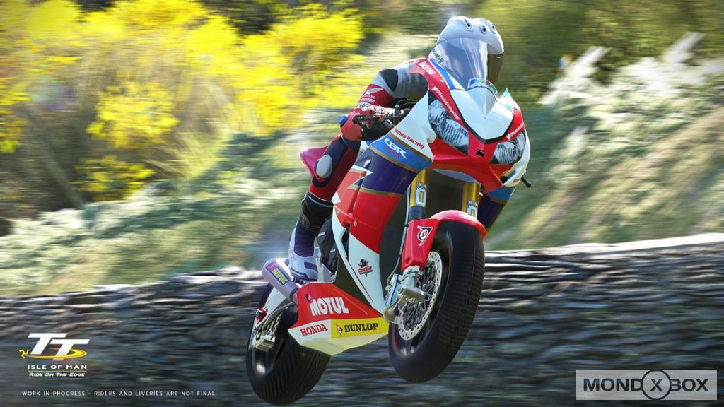 TT Isle of Man - Immagine 1 di 5