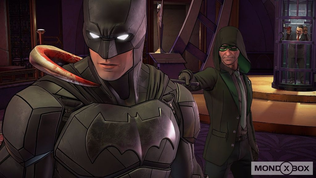 Batman: The Enemy Within - Immagine 19 di 19