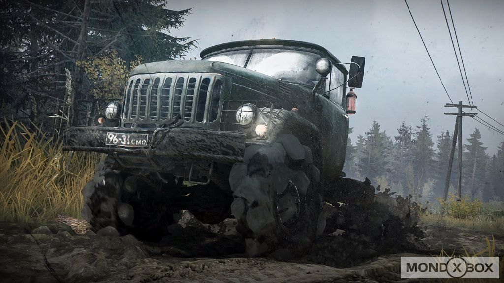 Spintires: MudRunner - Immagine 8 di 8