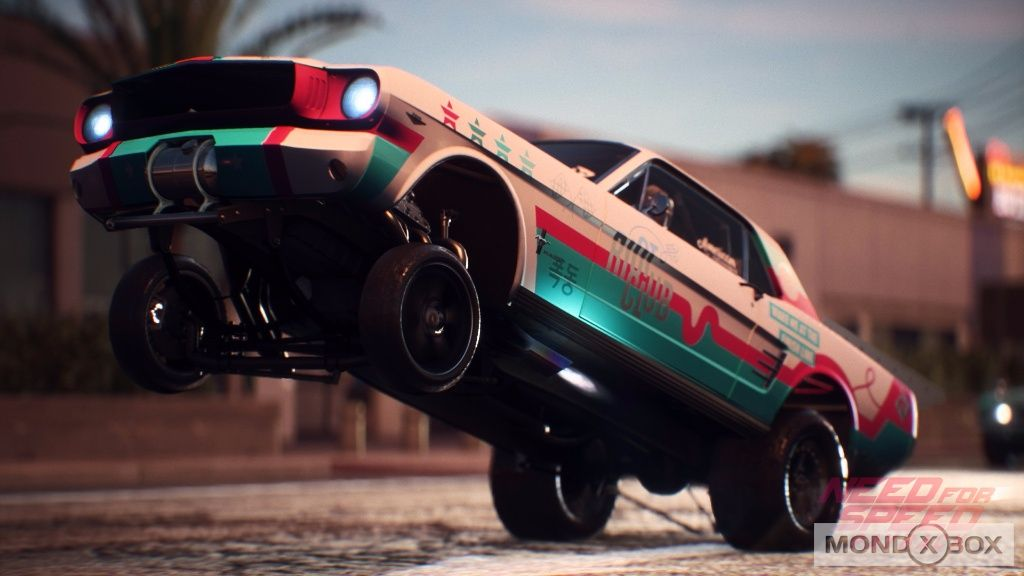 Need for Speed: Payback - Immagine 8 di 20