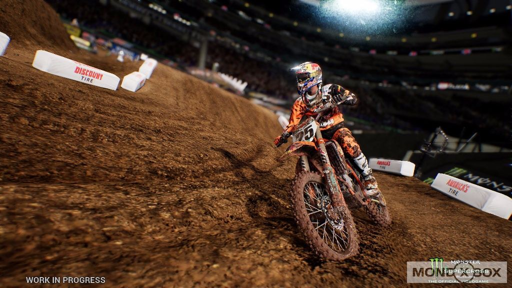 Monster Energy Supercross - Immagine 1 di 10