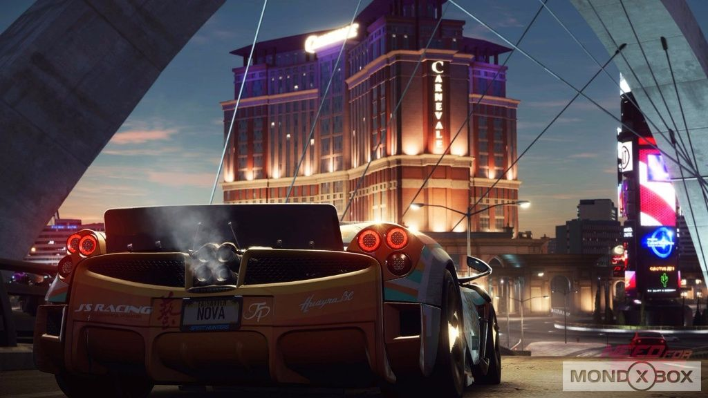 Need for Speed: Payback - Immagine 3 di 20