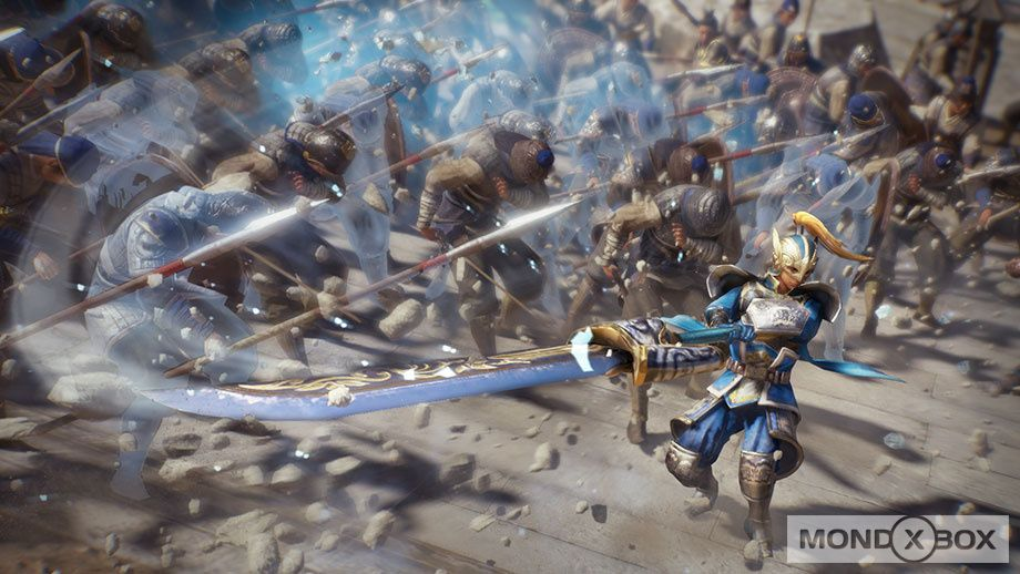 Dynasty Warriors 9 - Immagine 54 di 189