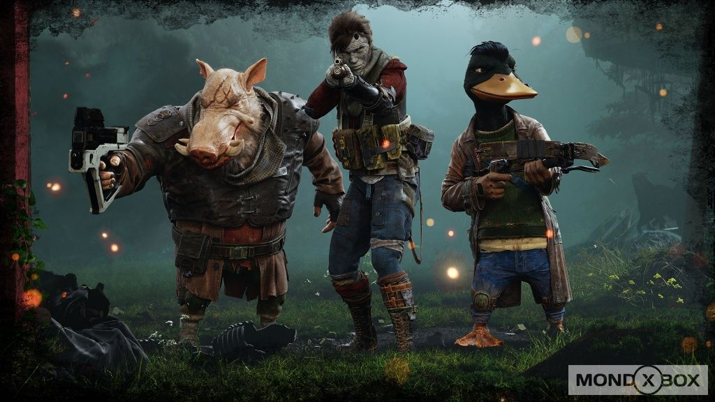 Mutant Year Zero: Road to Eden - Immagine 11 di 14