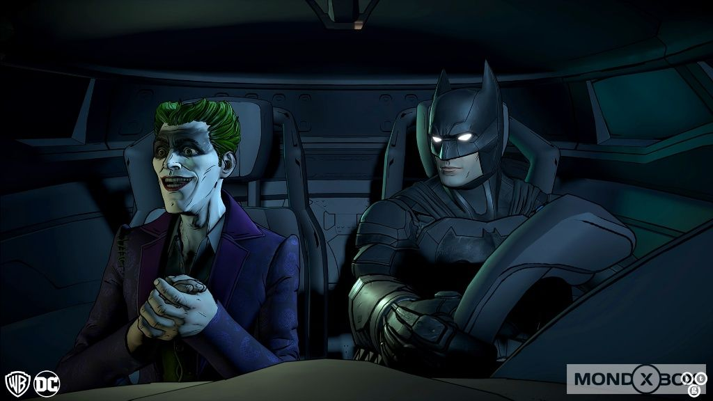 Batman: The Enemy Within - Immagine 5 di 19
