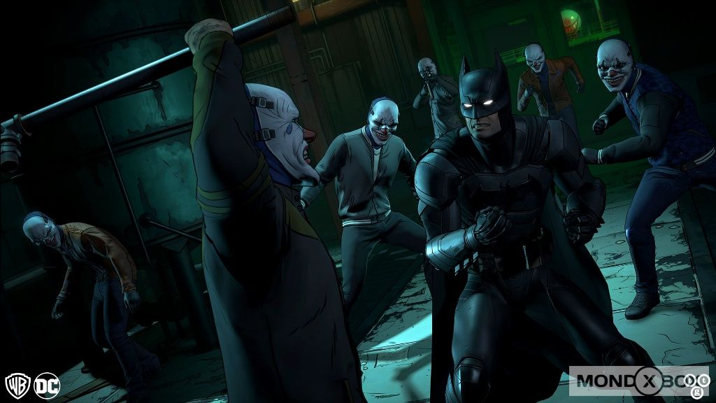 Batman: The Enemy Within - Immagine 4 di 19