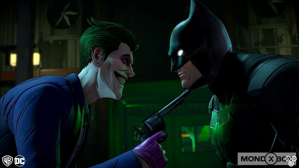 Batman: The Enemy Within - Immagine 2 di 19