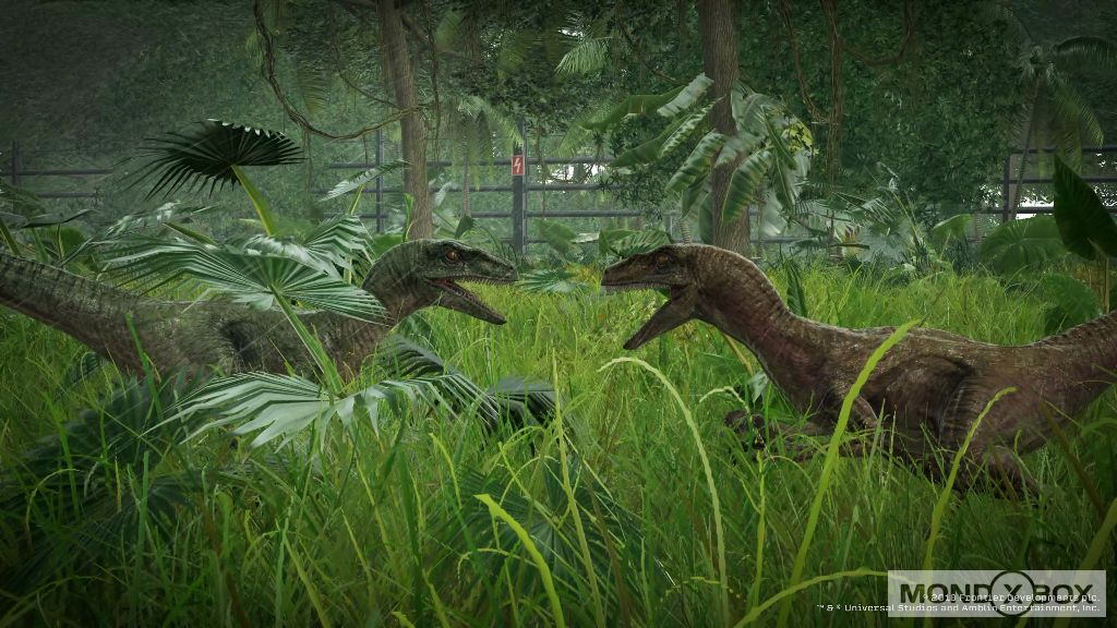 Jurassic World Evolution - Immagine 9 di 19