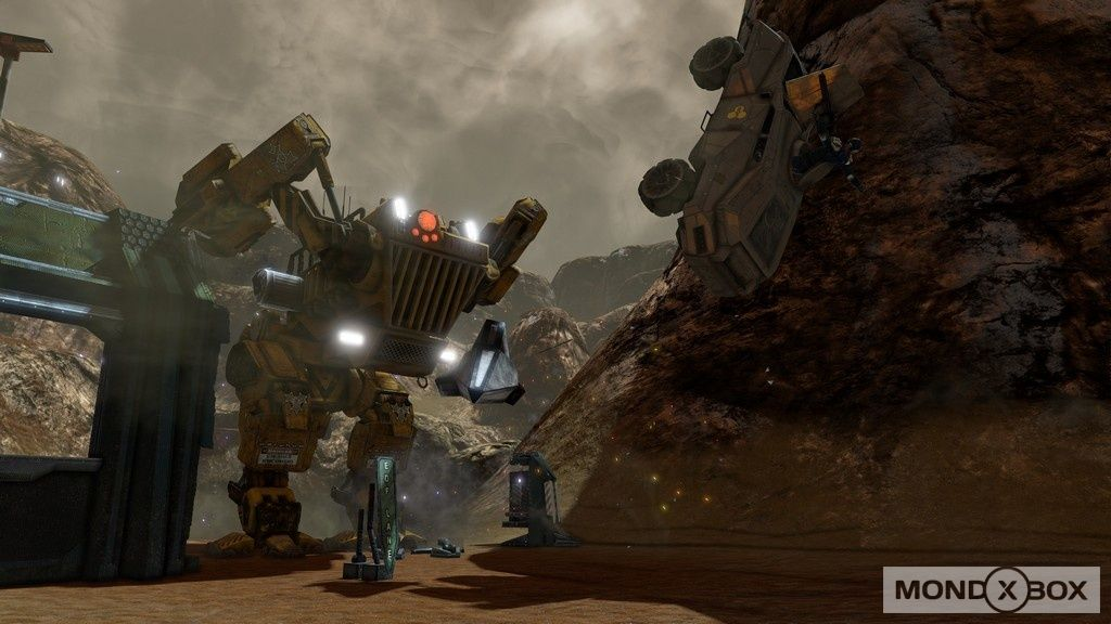 Red Faction Guerrilla: Re-Mars-tered Edition - Immagine 8 di 10