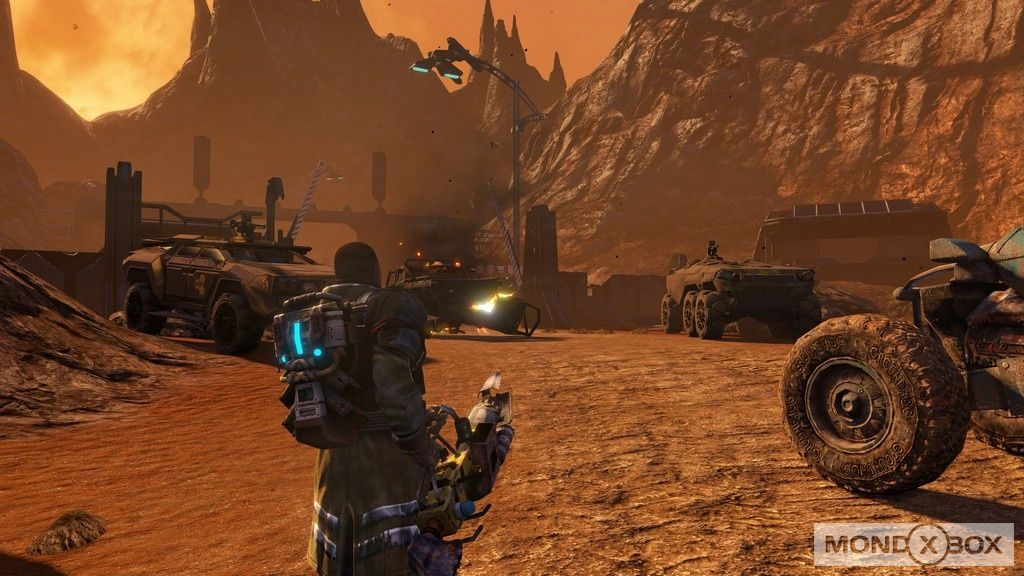 Red Faction Guerrilla: Re-Mars-tered Edition - Immagine 3 di 10