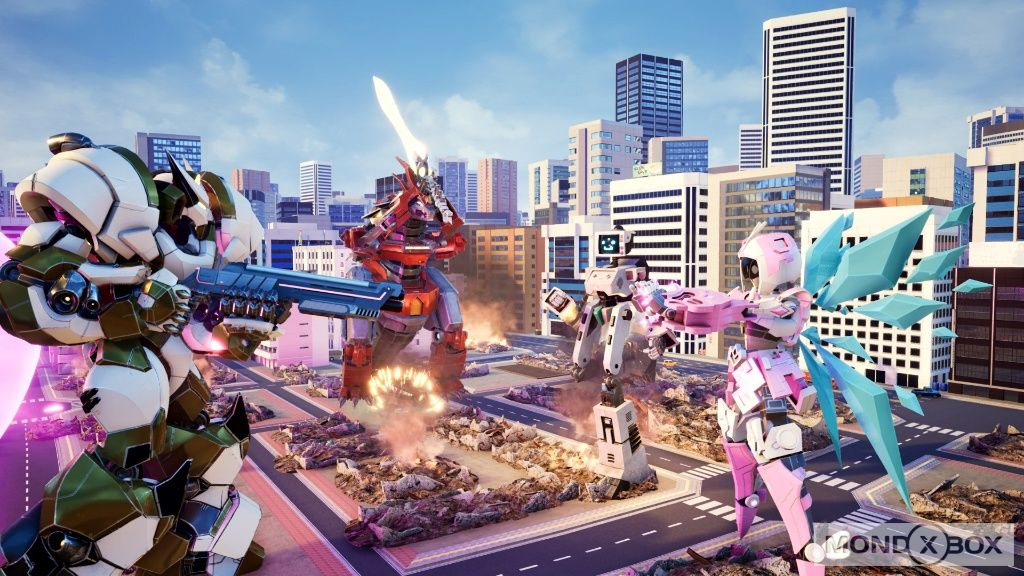 Override: Mech City Brawl - Immagine 6 di 6