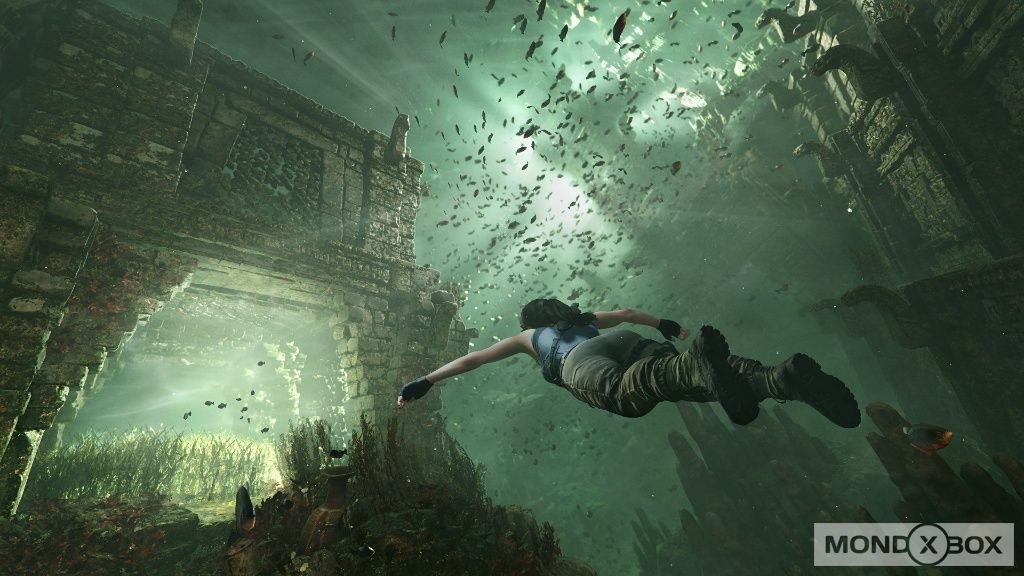 Shadow of the Tomb Raider - Immagine 22 di 62