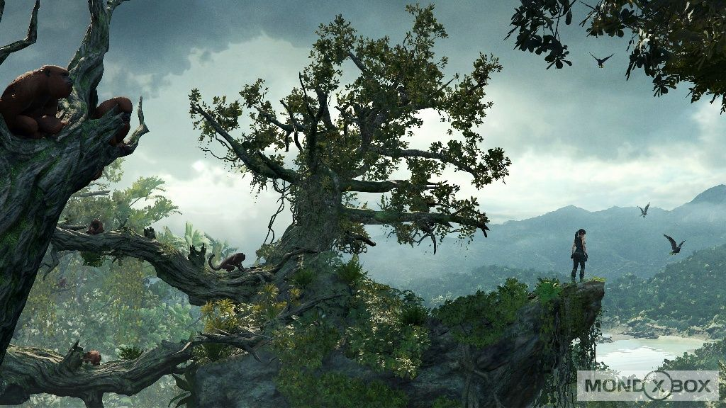 Shadow of the Tomb Raider - Immagine 15 di 62