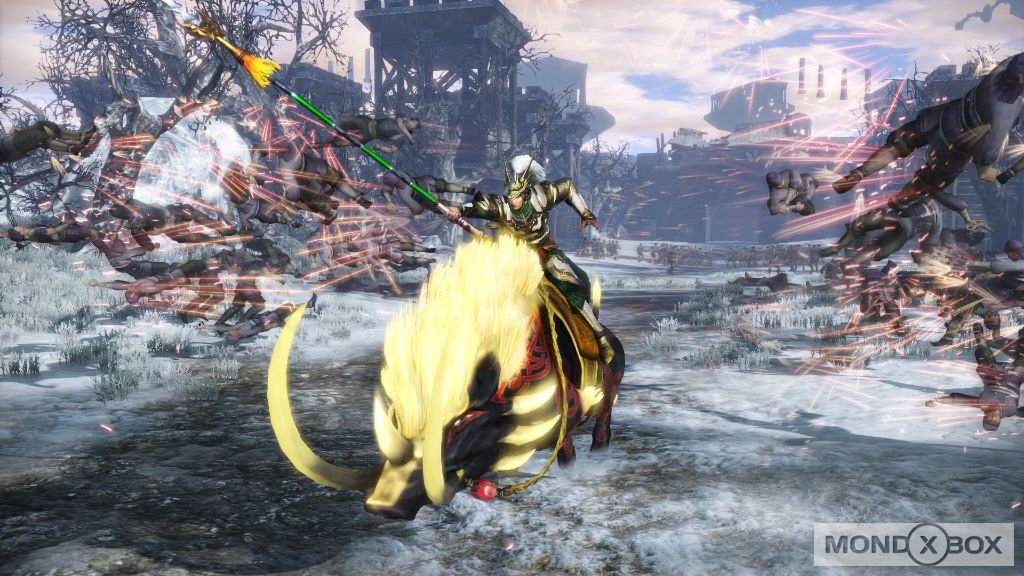 Warriors Orochi 4 - Immagine 12 di 27