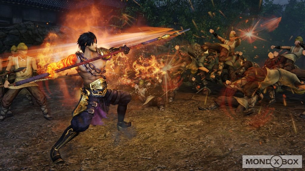 Warriors Orochi 4 - Immagine 5 di 27